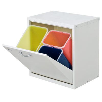 mobiletto-mobile-lamiera-raccolta-differenziata-esterni-aree-marine-pioggia-1-cassetto-bianco