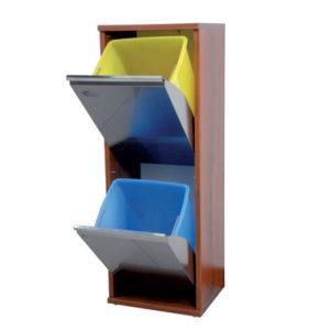 pattumiera-raccolta-differenziata-2-secchi-acciaio-inox