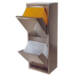 pattumiera-raccolta-differenziata-acciaio-interno-2-cassetti-inox